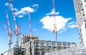 建設業界主要企業の中間決算 (2021年3月期第2四半期決算)